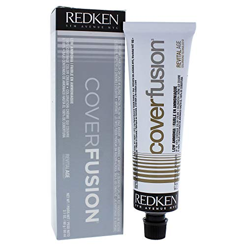 Redken Cover Fusion Low Ammonia Hair Color for Unisex, 9NN Natural, 2.1 Ounce