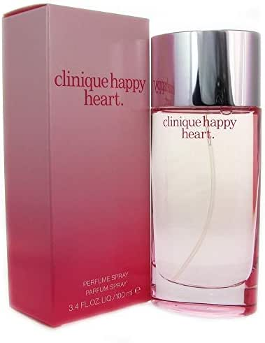 Happy Heart By Clinique For Women. Parfum Spray 3.4 Ounces