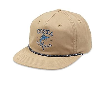 Costa Del Mar Twill Captains Hat