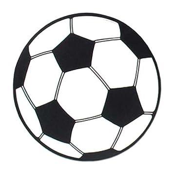 PARTYRama Novelties Direct cartón de Football - Balón de fútbol ...