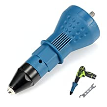 Hilda Electric Rivet Nut Gun Cordless Riveting Drill Adaptor