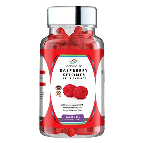 Raspberry Ketones 2000mg Daily, Max Strength Weight Loss Slimming Diet Pills, Pure Natural Fat Burners 10:1 Fruit…