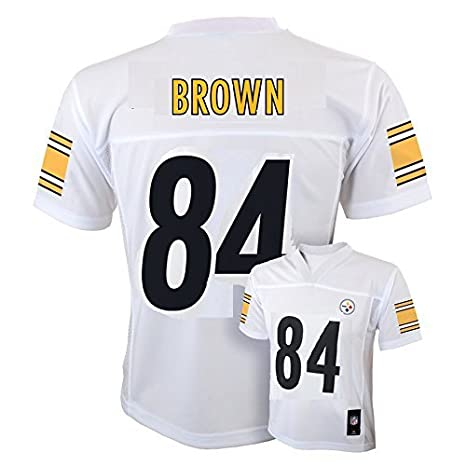 huge selection of fad38 26c7e Amazon.com : Outerstuff Antonio Brown Pittsburgh Steelers ...