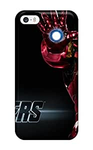Defender Case With Nice Appearance (the Avengers 5) For Iphone 5/5s