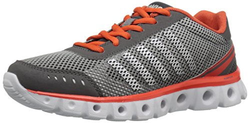 Cherrytomato Cherry Lite Athletic Charcoal Femme K Chaussures Multisport X Outdoor Swiss CMF CHRCL Tomato 7favqH