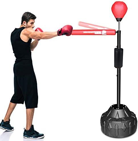 Free boxing equipment