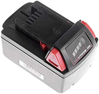GC® (4Ah 18V Li-Ion Cells) Replacement Battery Pack for Milwaukee M18 HCC-201C CU/AL-Set Power Tools
