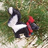 Conversation Concepts Skunk Original Ornament