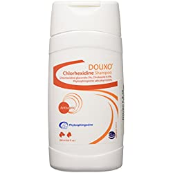 Sogeval Douxo Chlorhexidine PS Shampoo with Climbazole, 6.8-Ounce
