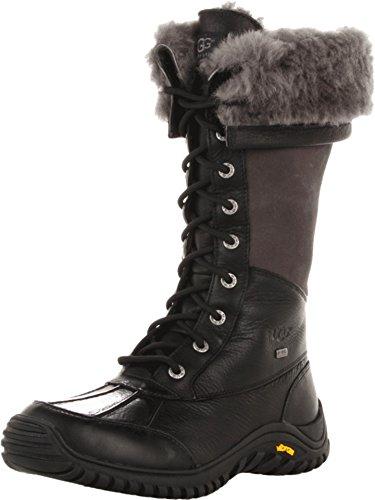 UGG Australia Women's Adirondack Tall Boot Black - Sale Australia