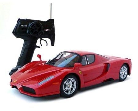 (MJX R/C Ferrari Enzo RC Car, Red, 1:14 Scale)