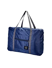 Travel Luggage Bag Reusable Folding Large Capacity Easy Packing Carry Storage Tote Bag