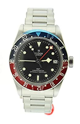 Tudor Heritage Black Bay Black Automatic-self-Wind Male Watch M79830RB-0001 (Certified Pre-Owned) by Tudor