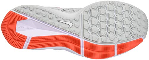 Running 5 Zoom 001 Multicolore Winflo Chaussures Pure de Nike White Crimson Femme Platinum Bright wqgdX6Eqx