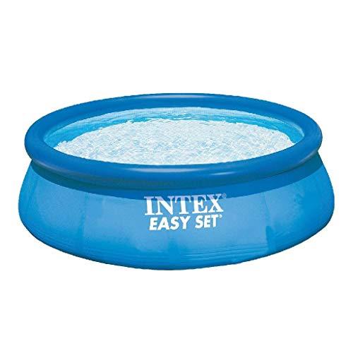 🥇 Intex Easy Set – Piscina inflable 305 x 76 cm con depuradora