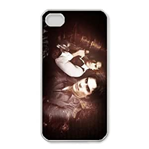 iPhone 4,4S Phone Case White The Vampire Diaries F5108001