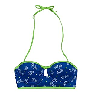 Abercrombie & Fitch Womens Belle Swim Top