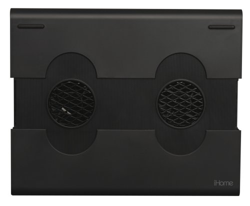 (iHome  Notebook Cooling Pad with 3 USB 2.0 Ports - Black (IH-A705CB))