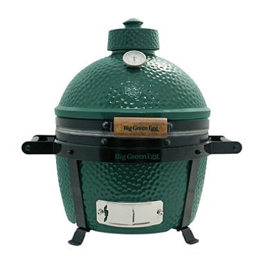 Big Green Egg Kamado Grill MiniMax Portable Outdoor Smoker barbeque BBQ by BIG GREEN EGG