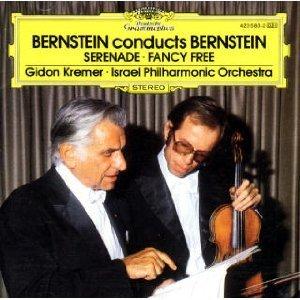 Bernstein Conducts Bernstein: Serenade / Fancy Free