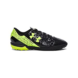 Under Armour Kids UA SpeedForm Flash Turf Soccer Shoes (3 Little Kid M)
