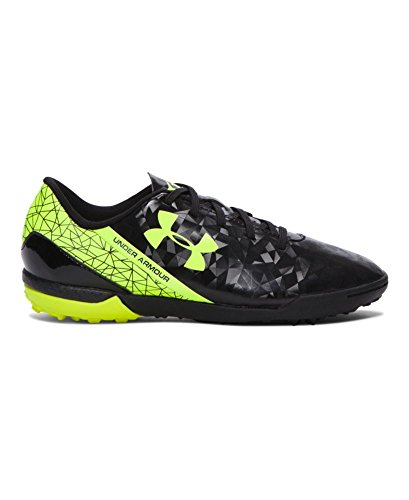 (Under Armour Kids UA Speedform Flash Turf Soccer Shoes (3 Little Kid M))