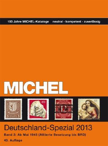MICHEL-Katalog-Deutschland-Spezial 2013 Band 2