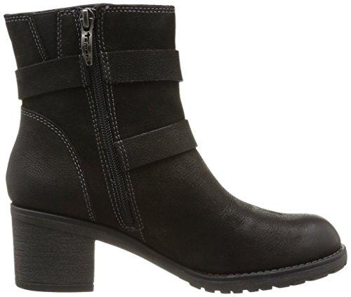 25401 Chaussures Black montantes Tamaris 1 femme Noir ZAUqwdO