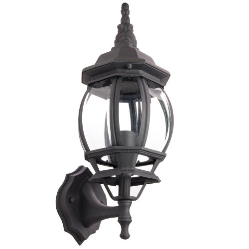 Carriage Style Porch Lights - 6