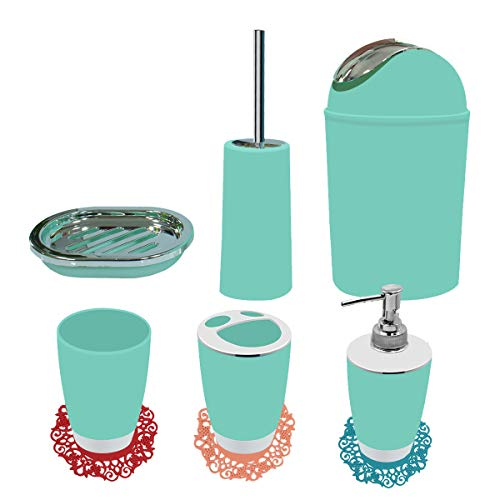 toothbrush holder and trash can - 8