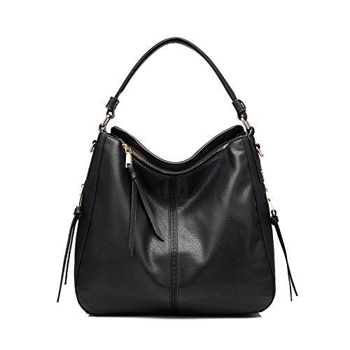 Designer Black Handbags: Amazon.com