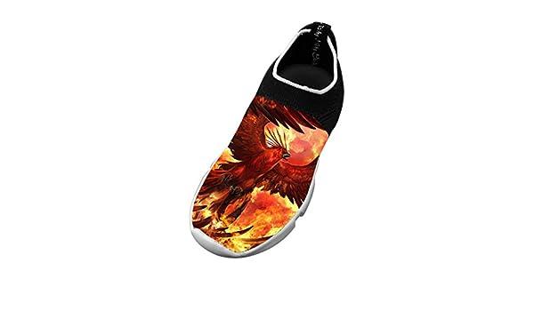 XieZbd Kids Fung-hwang Diy Fly Knit Sneaker Shoes