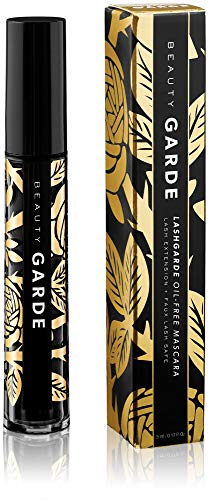 Oil-Free Mascara - safe for lash extensions, lengthens and thickens