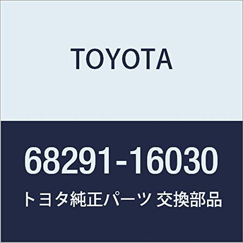 TOYOTA Genuine 68291-16030 Door Glass Weatherstrip