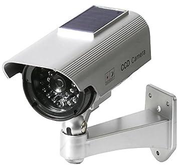 DEFENDER seguridad RL-028 SOLAR cámara ficticia] [1 (certificado personificación): Amazon.es: Bricolaje y herramientas