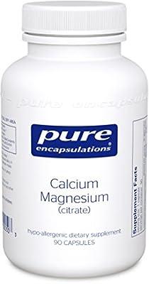 Pure Encapsulations - Calcium Magnesium (Citrate)