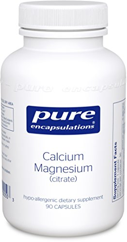 Pure Encapsulations Highly Absorbable Hypoallergenic Supplement