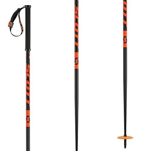 Scott Riot 22 Ski Poles Poles Black 42