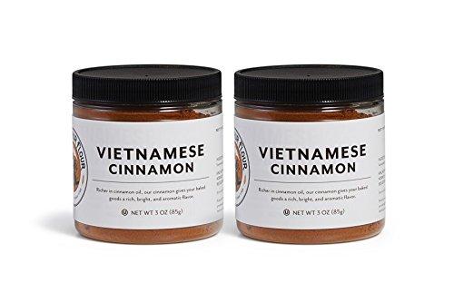 King Arthur Flour Vietnamese Cinnamon, 3oz, 2 Count