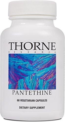 Thorne Research - Pantethine - Pantothenic Acid/Vitamin B5 D