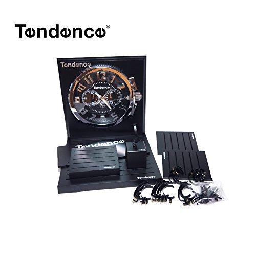 Tendence (テンデンス) 腕時計 ディスプレイ棚 非売品 掛時計 置時計 ディスプレイケース B07CSNZLSD