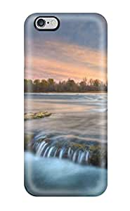 New Style ZippyDoritEduard River Earth Nature River Premium Tpu Cover Case For iphone 6 plus