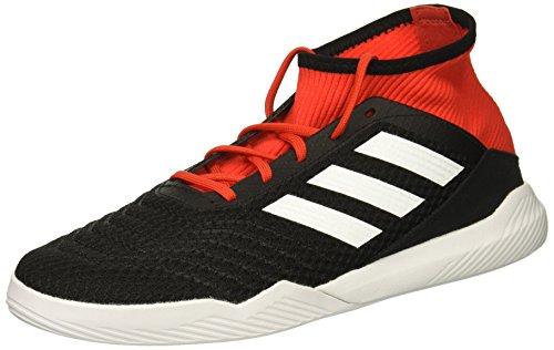 (adidas Men's Predator Tango 18.3 Turf Soccer Shoe, Black/White/red, 8 M US)
