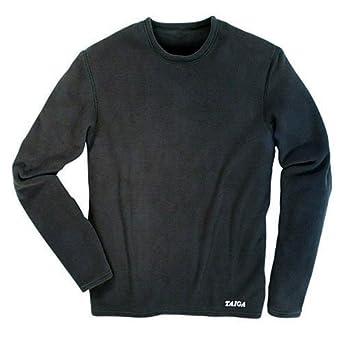 TAIGA Men's Polartec Microfleece Crewneck Long-Sleeved