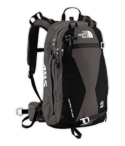 The North Face ABS Patrol 24 Airbag - Graphite (Best Avalanche Airbag For Snowmobiling)