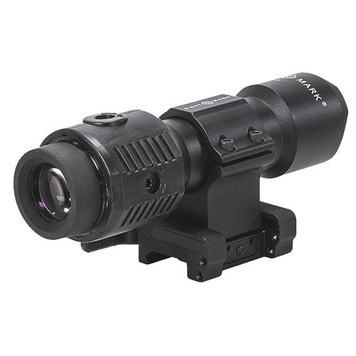 Sightmark 7x Tactical Magnifier (Best Red Dot Magnifier For The Money)