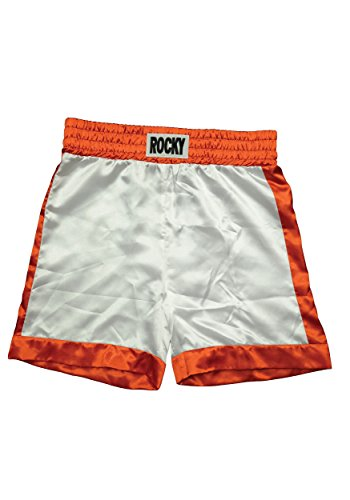 (Trick or Treat Studios Men's Rocky-Rocky Balboa Boxing Trunks, Multi, One)