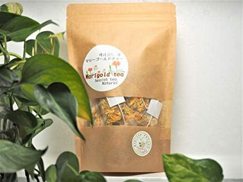 【マリーゴールドティ】Marigold tea カレンデュラのお茶 素材茶Natural Health Tea 花茶 3g×10包 ハーブティー
