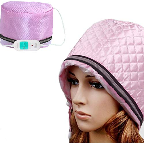 Health & Beauty - Hair Styling Tools - 220V Electric Hair Thermal Treatment Hair Care Cap from Isali Health & Beauty