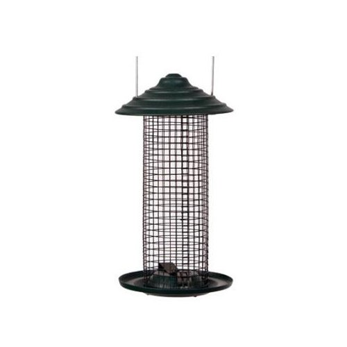 Woodlink NAMINIMAG1 Audubon Mini Steel Sunflower Oil Magnum Wild Bird Feeder, Black TV Non-Branded Items